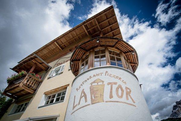 Foto estiva di presentazione Ristorante Pizzeria La Tor