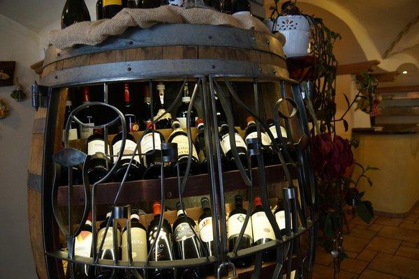 La cantina dei vini La Villa La Tor