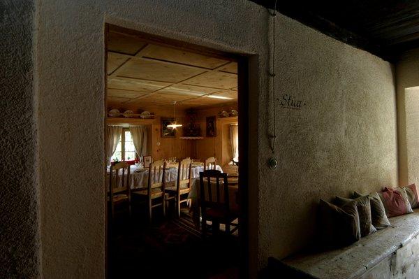 Il ristorante Badia - Pedraces Maso Runch