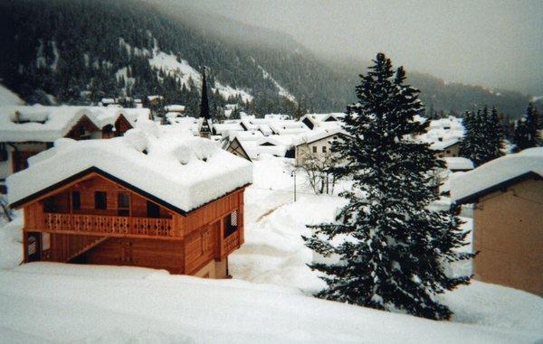 La posizione Appartamenti Casa Brose Val di Zoldo - Pecol