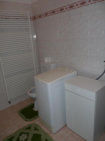 Foto del bagno Appartamenti Casa Brose