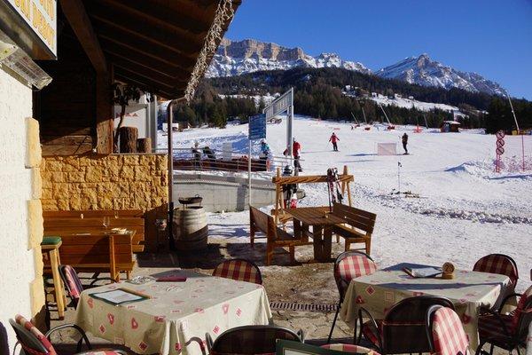 Foto Außenansicht im Winter La Munt