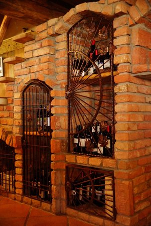 La cantina dei vini Badia - Pedraces La Munt