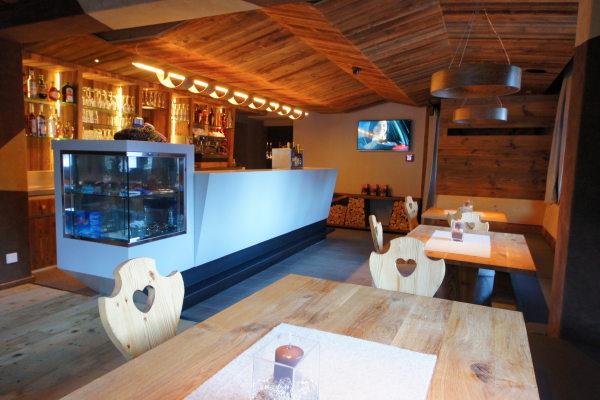 Foto von der Bar Restaurant La Munt