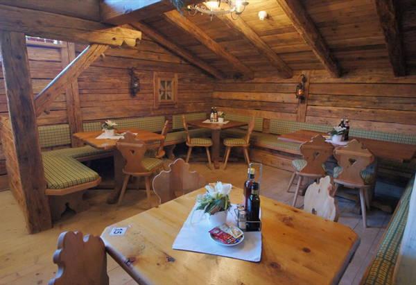 Foto der Stube Restaurant La Munt