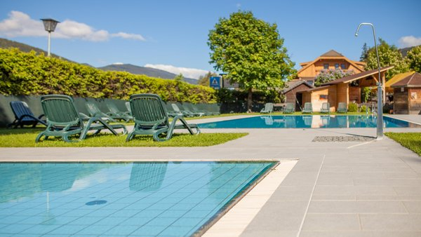 La piscina Olympia -