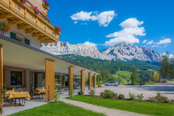Foto esterno in estate Lech da Sompunt