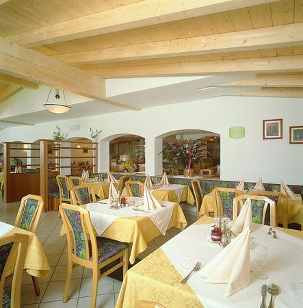 The restaurant Badia - San Leonardo San Leonardo
