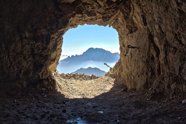 Foto esterno in estate Marmolada Rocca Pietore Dolomiti