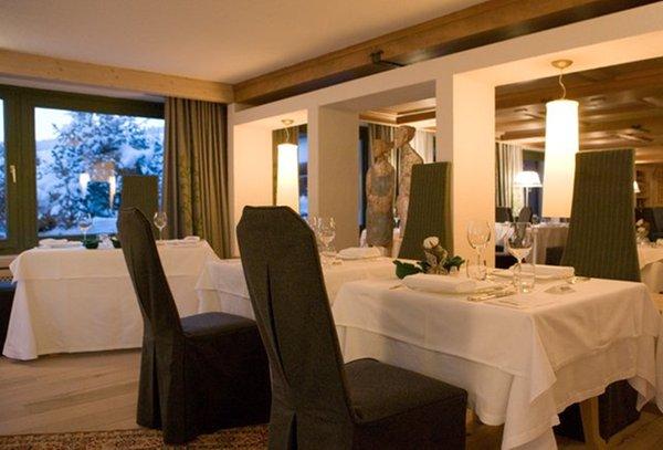 Il ristorante Badia - Pedraces Sporthotel Teresa