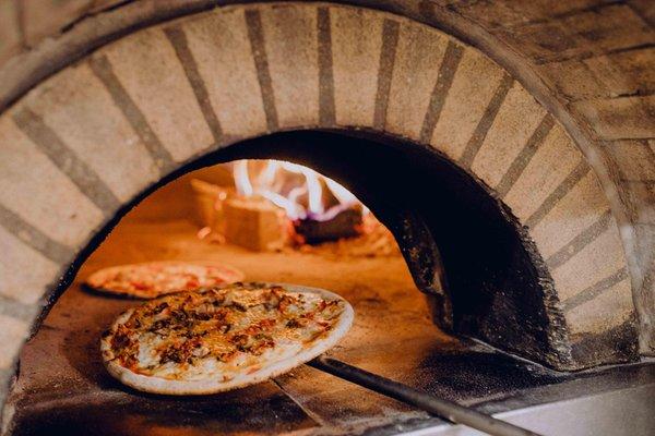 Il ristorante San Cassiano Sass Dlacia