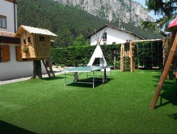 Foto vom Garten Fai della Paganella