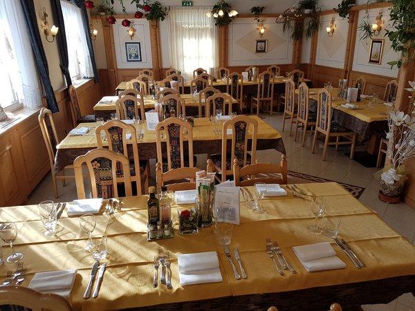 Il ristorante Bedollo di Piné Miramonti