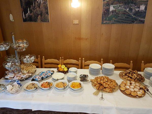 La colazione Ristorante Miramonti