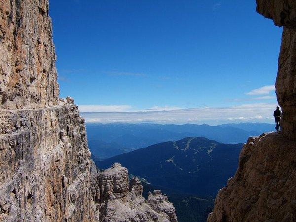 Panorama Trento e dintorni