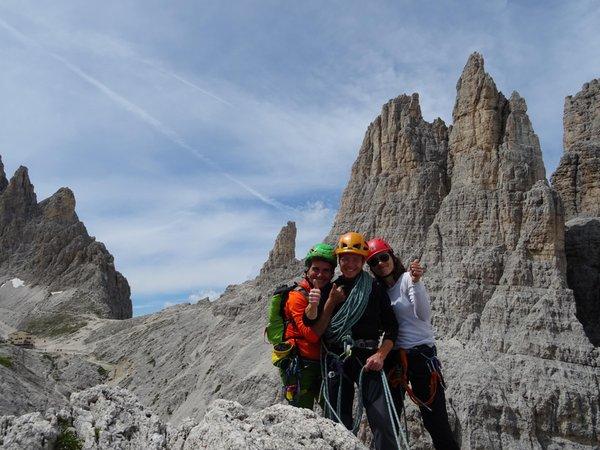 Foto di presentazione Dolomiti Avventura - Guide alpine