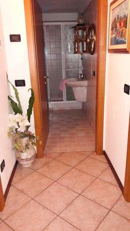 Foto del bagno Appartamenti Casarenata