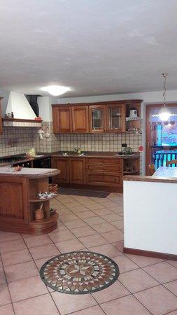 Foto della cucina Casarenata