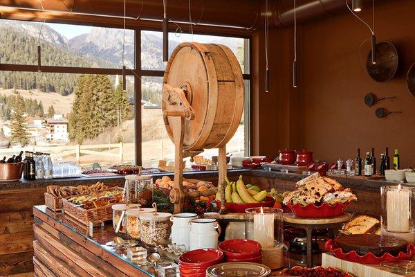 La colazione QC Terme Dolomiti - Spa