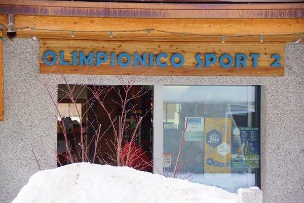 Foto esterno in inverno Olimpionico Sport 2