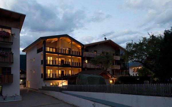 Foto estiva di presentazione Appartamenti Villa Kriendl