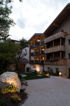 Foto esterno in estate Villa Kriendl