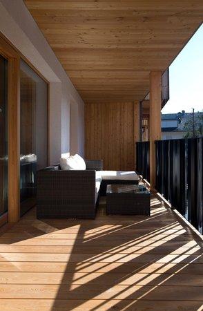 Foto del balcone Villa Kriendl