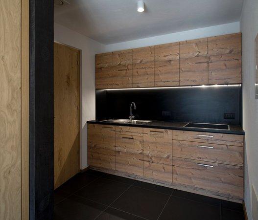 Foto della cucina Villa Kriendl