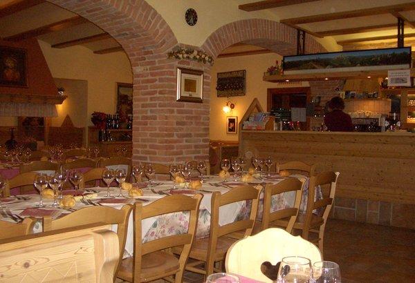 The restaurant Cibiana di Cadore Remauro