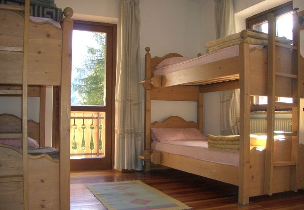 Foto vom Zimmer Berghütte mit Zimmern Remauro