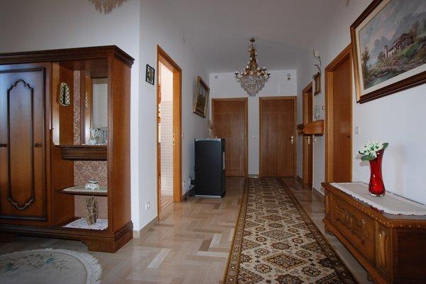 La zona giorno Casa Sagui - Appartamenti