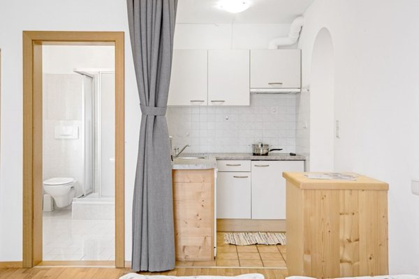Foto della cucina Appartements  Kruma