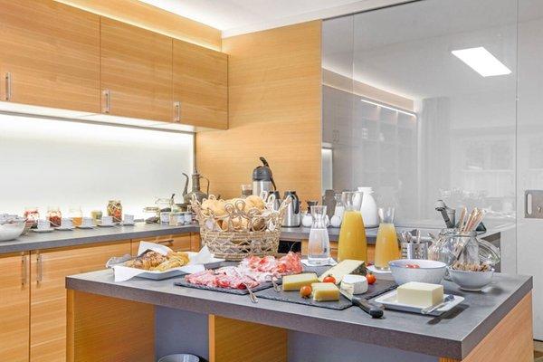 La colazione Appartements  Kruma