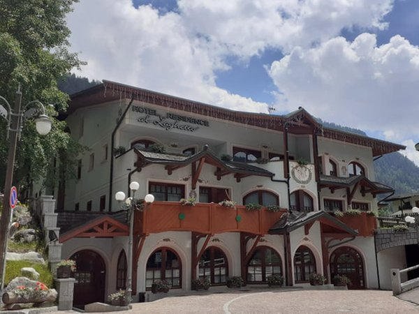 Foto estiva di presentazione Hotel Residence Al Laghetto