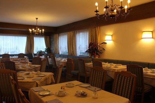 Il ristorante Pinzolo Edelweiss