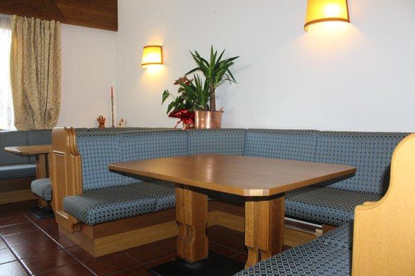 Le parti comuni Hotel Edelweiss