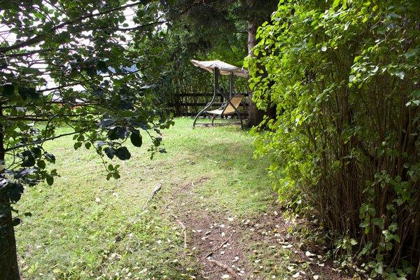 Foto del giardino Pinzolo