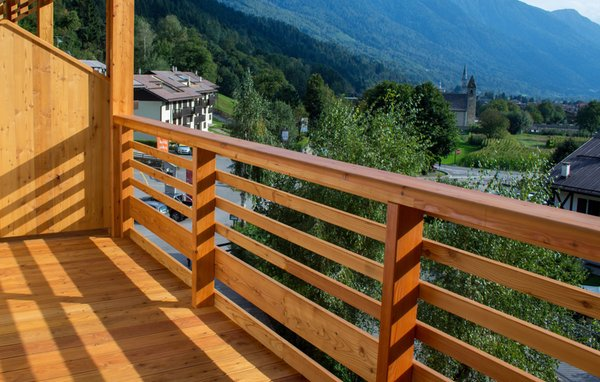 Foto del balcone Edelweiss Alpine Nature Hotel