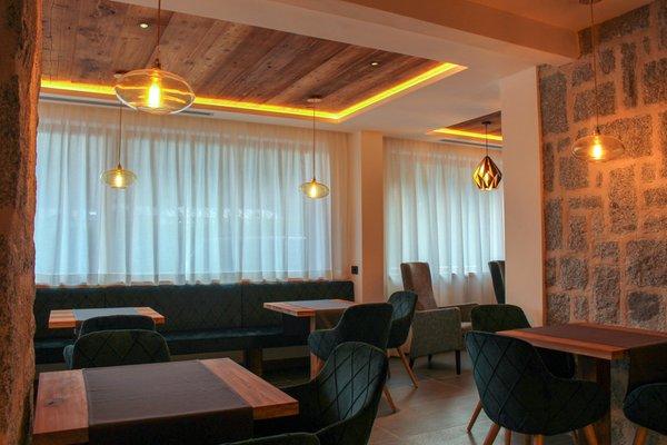 Il ristorante Pinzolo (Pinzolo - Val Rendena) Edelweiss Alpine Nature Hotel