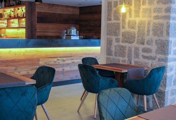 Le parti comuni Edelweiss Alpine Nature Hotel