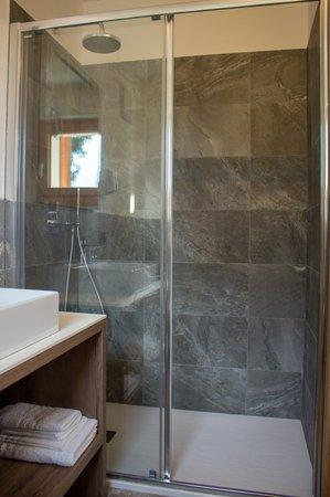Foto del bagno Edelweiss Alpine Nature Hotel