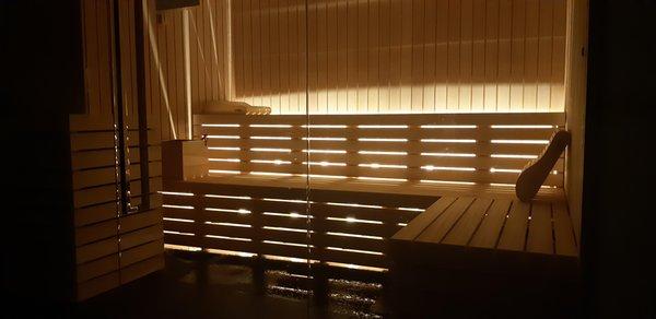 Foto della sauna Pinzolo