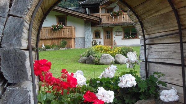 Foto del giardino Spiazzo Rendena