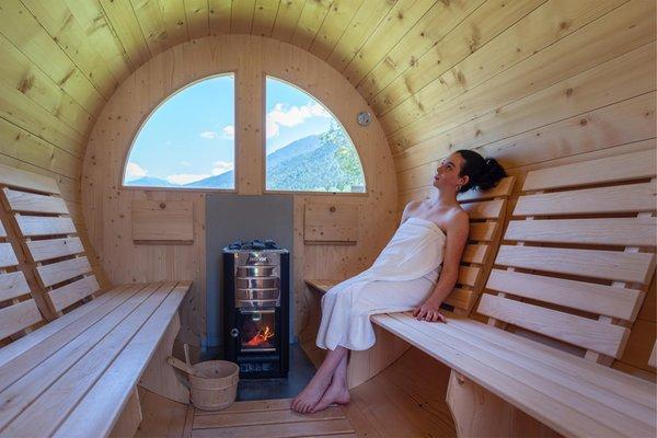 Foto della sauna Spiazzo Rendena
