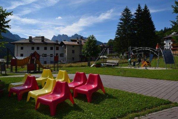 Photo of the garden Borca di Cadore