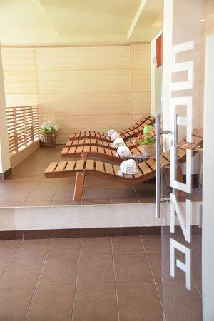 Foto der Sauna Borca di Cadore