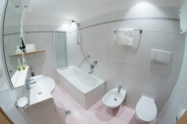 Foto del bagno Appartamenti Else