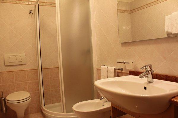 Foto del bagno Appartamenti Maso Margherita