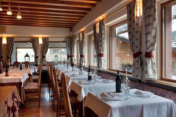 Das Restaurant Sappada Wellness Hotel Bladen