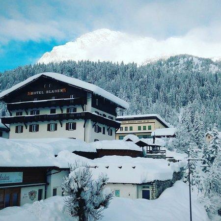 Winter presentation photo Wellness Hotel Bladen